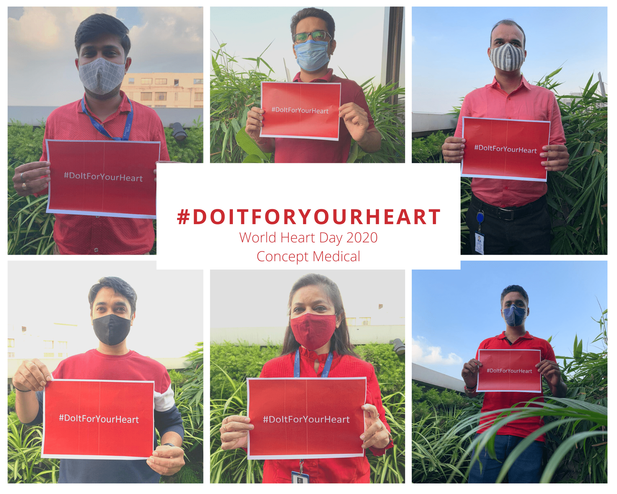 Do It For Your Heart | World Heart Day 2020